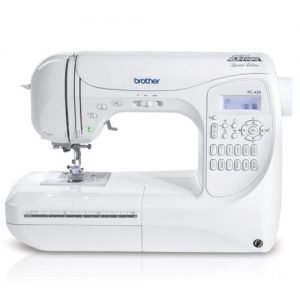 Brother PC420PRW sewing machine