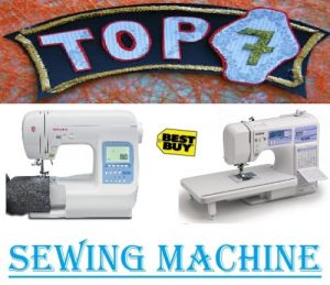 7 best sewing machine