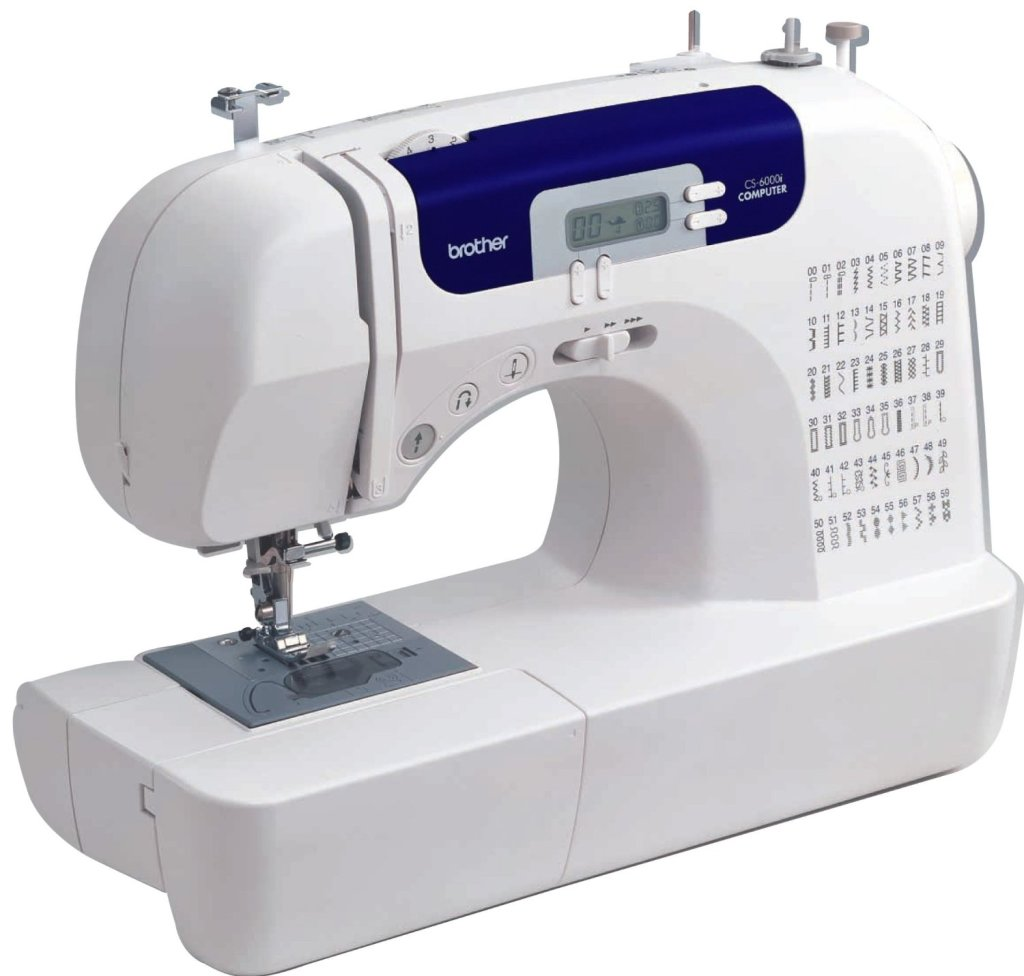 brother cs6000 sewing machine