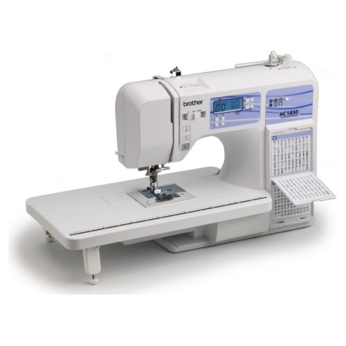 40 Best Brother Sewing Machine Reviews Brothers Top Rated Adorable Brother Pq1500sl Sewing Machine