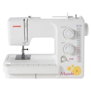 Janome Mangola 7318 sewing machine