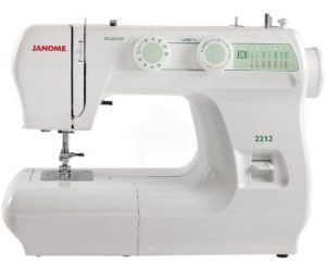Janome - best mechanical sewing machine for beginners