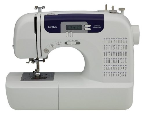 brother cs6000i - affordable entry level sewing machine
