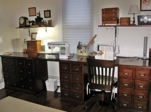 images tables cabinet pinterest machine top makeovers for old best machines on table base sewing