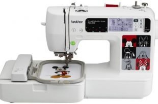 Brother PE540D Review - Embroidery Machine