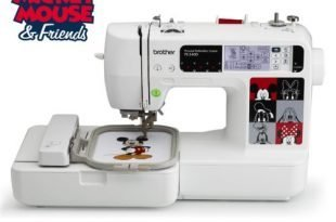 Brother PE540D Review - Embroidery Sewing Machine