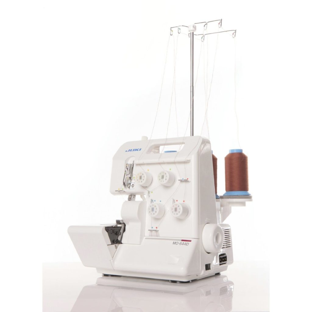 Juki MO644D reviews - serger sewing machine