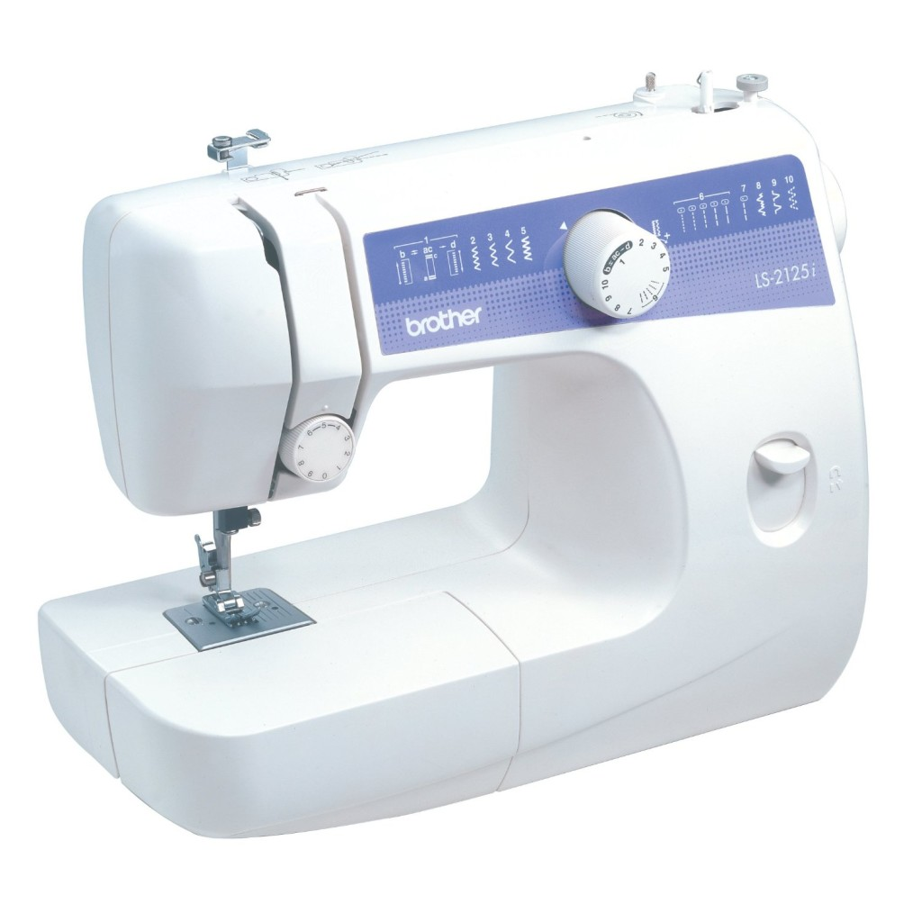 Brother LS2125i sewing machine for kids