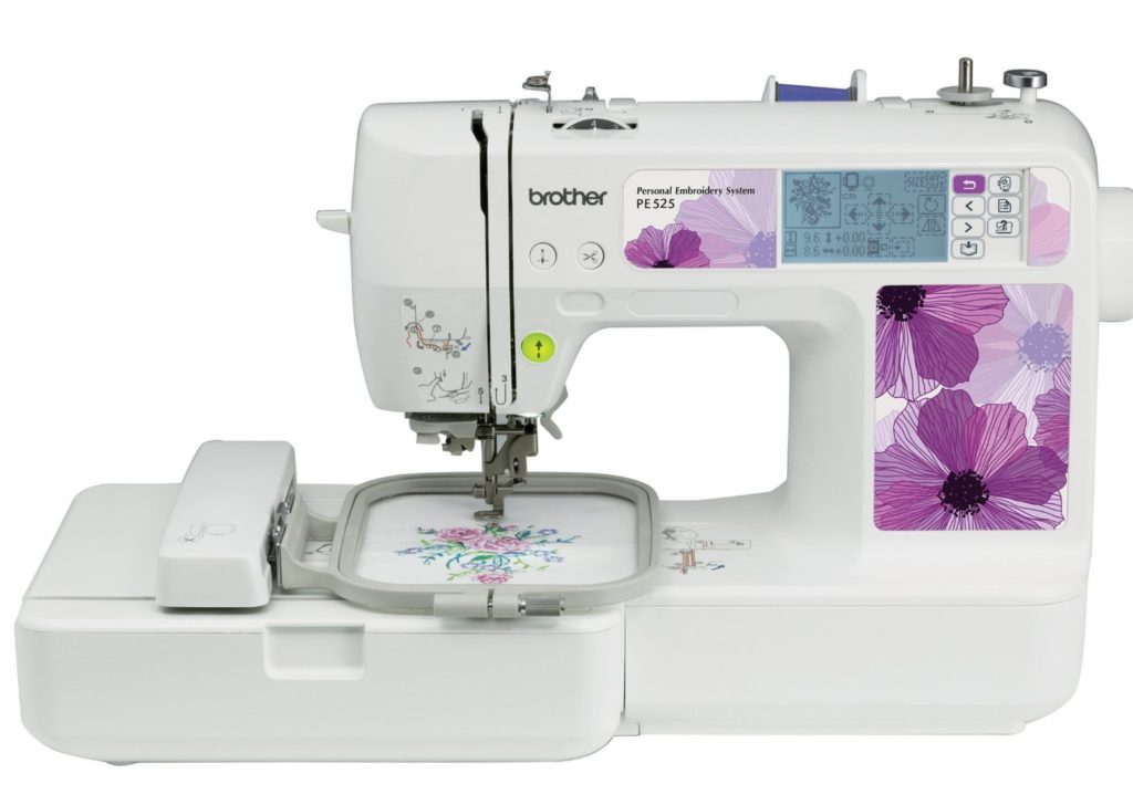 Brother PE525 Review - Best Embroidery Sewing Machine