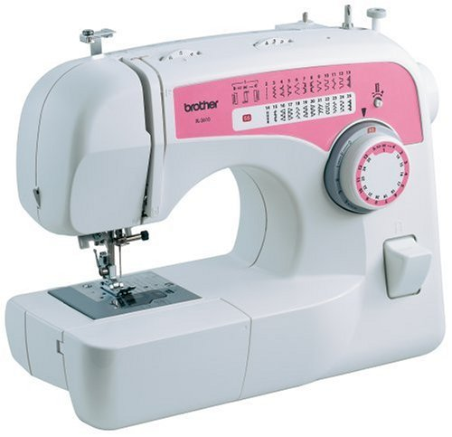 Brother XL2610 sewing machine for kids