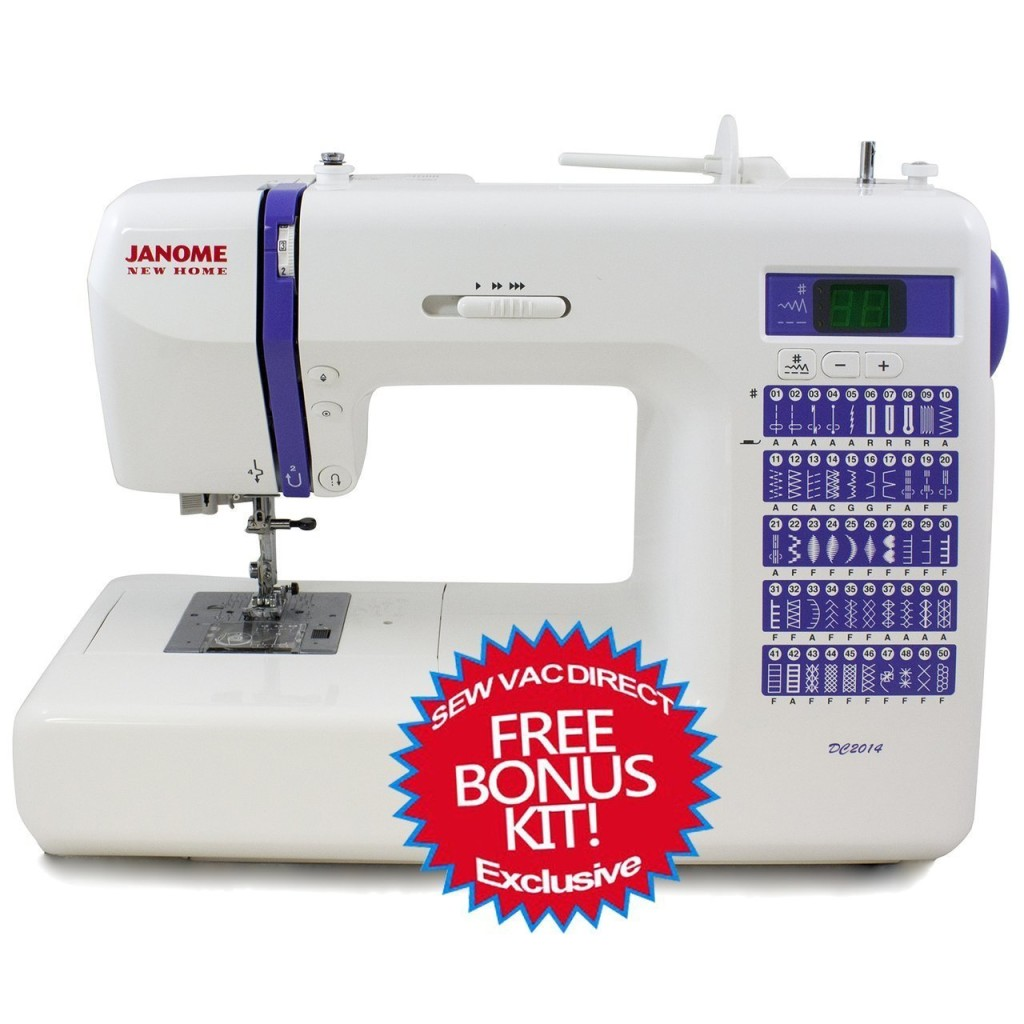 Janome DC2014 Sewing - Jaonome Sewing Machine