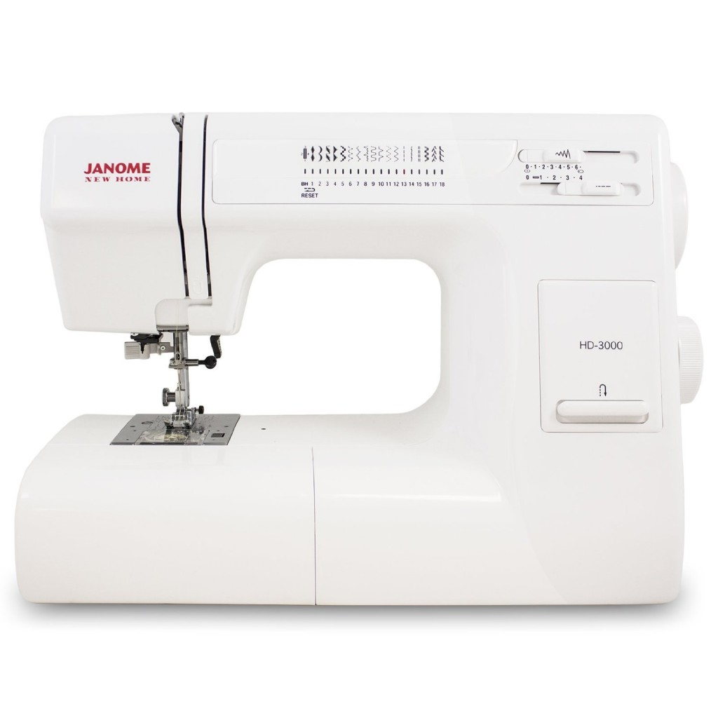 Best heavy duty sewing machine handles denim leathers