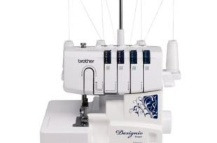 Brother DZ1234 Serger sewing machine
