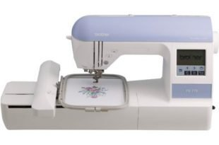 Brother PE770 Embroidery Machine Reviews