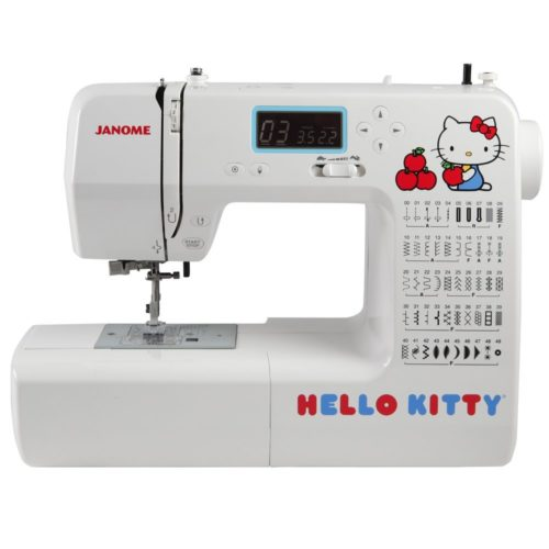 5 Best Janome Hello Kitty Sewing Machine for kids