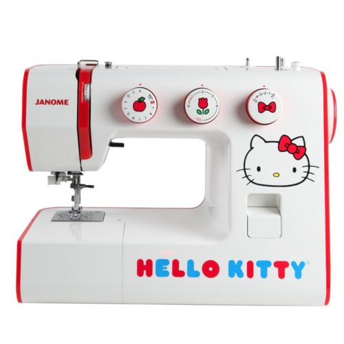best Janome hello kitty sewing machine