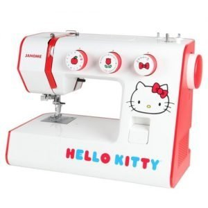 best Janome hello kitty sewing machine1