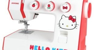 best Janome hello kitty sewing machine1
