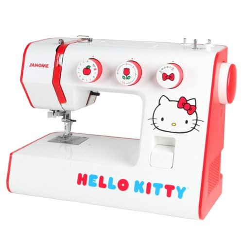 hello sewing machine