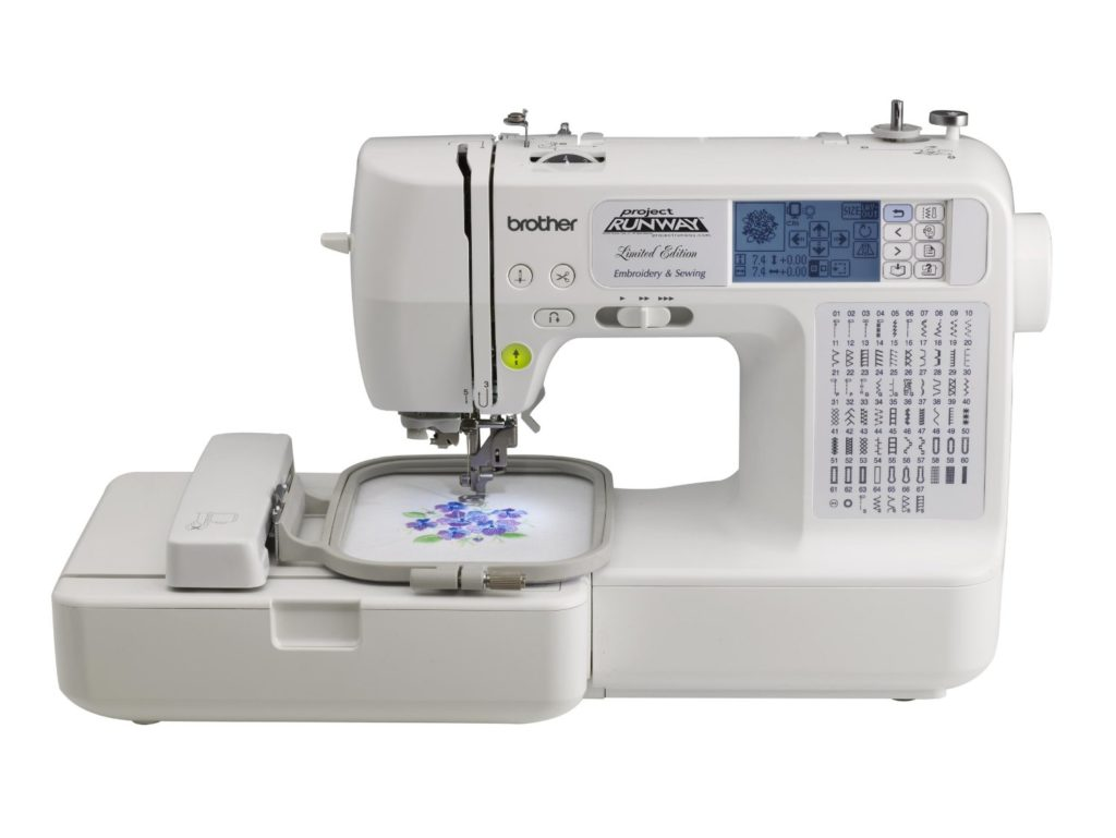how to create embroidery designs for sewing machine