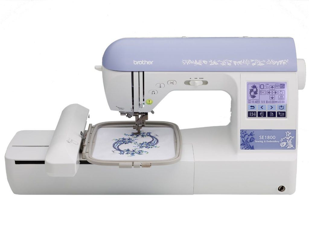 best sewing machine for embroidery