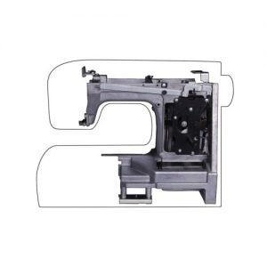 SINGER 4411 Heavy Duty - Metal Housing