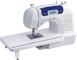 Best Entry Level Sewing Machine - Brother CS6000I