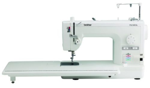Brother PQ1500S - Best Sewing Machine for Quilting