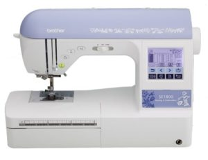 Buy Brother SE1800 Sewing and Embroidery Machine
