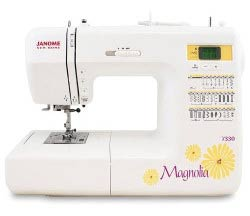 Magnolia 7330 – Best Janome Sewing Machine