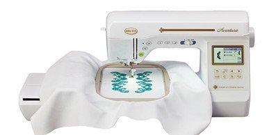Baby Lock Aventura sewing machine