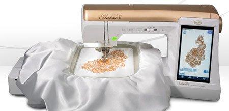 babylock ellisimo gold 2 sewing machine