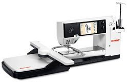 Review Bernina 830 sewing machine