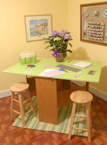 arrow fabric cutting table