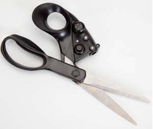 Bits and Pieces Laser Scissors