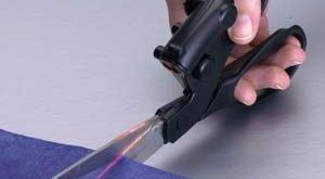 best laser guided scissors