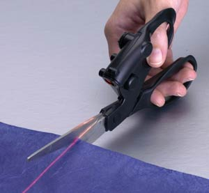 best laser guided scissors