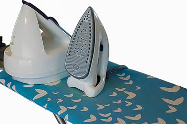 Extrawide ironing board review image