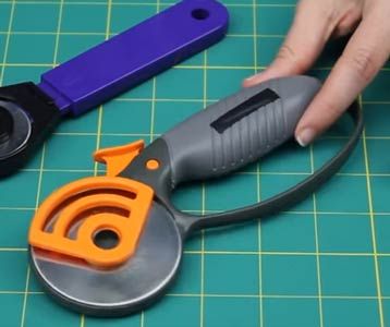 a rotary cutter image