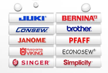 List of Sewing Machine Brands and their Top Selling Product